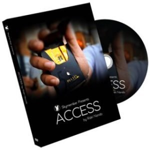 ACCESS WITH DVD
