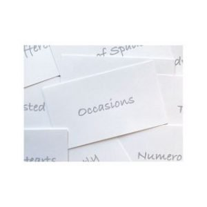 APPEARING BUSINESS CARDS – PREDICTION PACK