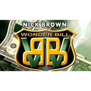 WONDER BILL WITH DVD