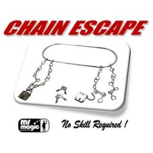 CHAIN ESCAPE WITH STOCK & 2 LOCKS