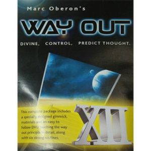 WAY OUT XII WITH DVD