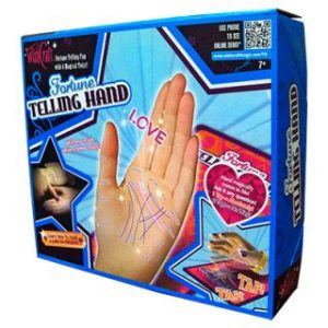 MAGIC KIT – WISHCRAFT FORTUNE TELLING HAND