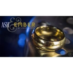ASH AND EMBER GOLD CURVED SIZE 9 – 2 RINGS