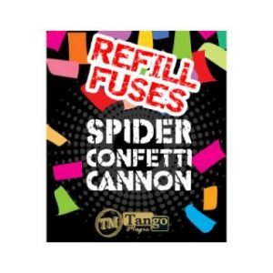 AIR CANNON – SPIDER FIRE REFILL FUSES