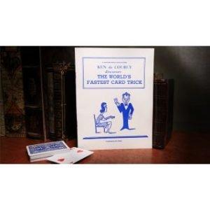 WORLD'S FASTEST CARD TRICK BY KEN DE COURCY
