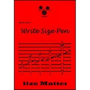 WRITE SIZE PEN