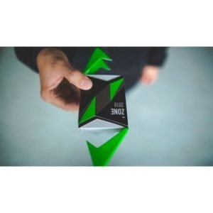 ZONE – GREEN PLAYING CARDS