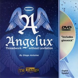 ANGELUX WITH DVD