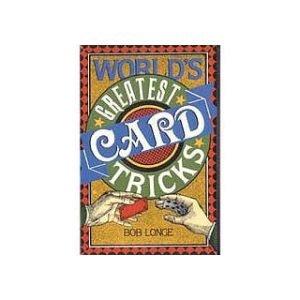 WORLD'S GREATEST CARD TRICKS by BOB LONGE
