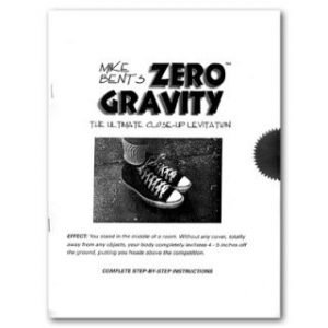 ZERO GRAVITY by MIKE BENT