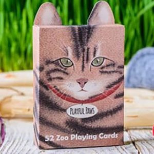ZOO 52 – PLAYFUL PAWS PLAYING CARDS