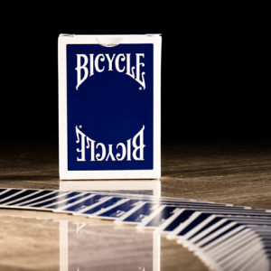 BICYCLE CARDS – INSIGNIA BACK – BLUE PLAYING CARDS
