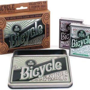 BICYCLE CARDS – RETRO TIN