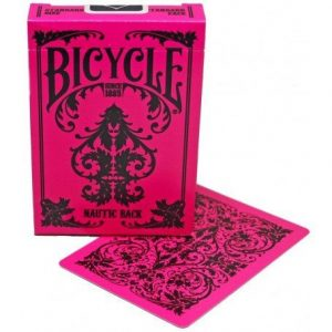 BICYCLE CARDS – NAUTIC PINK