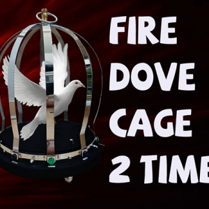 FIRE CAGE – 2 TIME