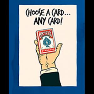 3DT – CHOOSE A CARD ANY CARD